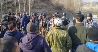 Кількість загиблих громадян Киргизстану на кордоні з Таджикистаном зросла до 34