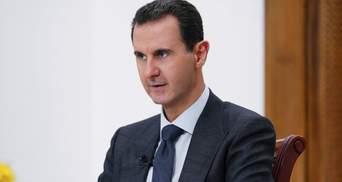 Асад оголосив загальну амністію в Сирії