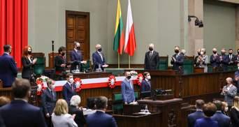 В Варшаве отмечают годовщину принятия Конституции: собрались лидеры 5 стран