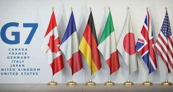 Впервые с начала пандемии Великобритания принимает министров G7
