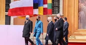 В Варшаве 5 стран подписали совместную декларацию: Украина среди них