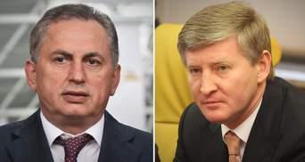 Ахметов та Колесніков відреагували на чутки про створення ними партії