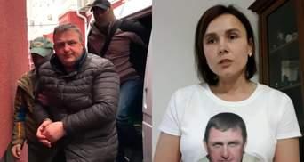 Пытали, раздев догола, – жена задержанного оккупантами журналиста заявила о пытках