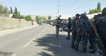Кыргызстан и Таджикистан закончили отвод войск от границ