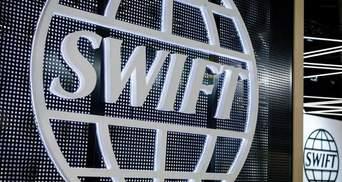 Нарабатывает возможные варианты: Россия готовится к возможному отключению от SWIFT