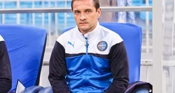 Неожиданное возвращение: президент Олимпика назвал нового тренера команды
