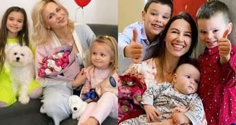День матери 2021: самые популярные мамочки украинского шоу-бизнеса