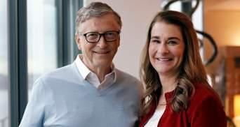 Билл Гейтс разводится с женой Мелиндой: за плечами – 27 лет брака