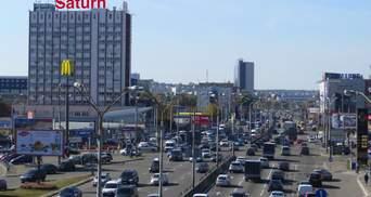До кінця місяця: у Києві на Степана Бандери обмежать рух транспорту