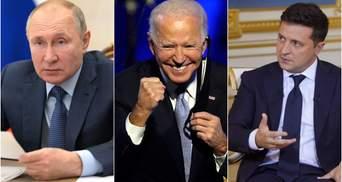 Українській стороні на зустрічі з Путіним потрібен Байден, – Клімкін