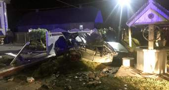 Не впорався з керуванням: на Буковині сталася смертельна ДТП – фото