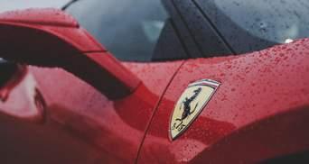 Попри бум замовлень: Ferrari відклала свої фінансові цілі на рік