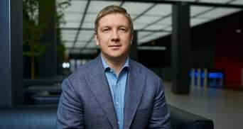 """Коболєв пов'язує своє звільнення з 2 мільярдами доларів на рахунках """"Нафтогазу"""""""