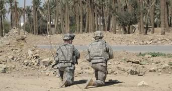 """В Ираке обстреляли ракетами военную базу """"Айн аль-Асад"""""""
