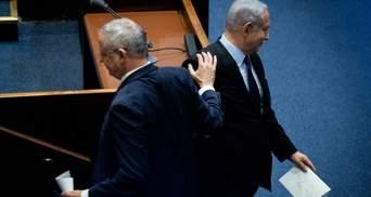 Ізраїль не виходить із політичної кризи: Нетаньяху не зміг вчасно сформувати уряд