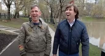 """У сюжеті на """"Россия 24"""" видали журналіста за чеха, який критикує Чехію і любить Росію"""