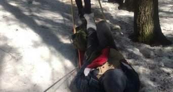 Неудачное восхождение на Говерлу: турист получил травму в горах