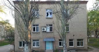 Обстрел COVID-больницы в Донецкой области полиция квалифицировала как теракт
