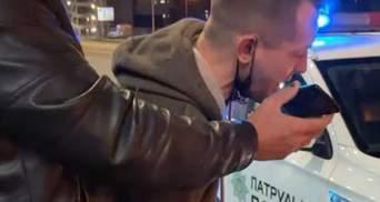 В Киеве жестко задержали ветерана войны, который ранее подрался с Кивой: видео