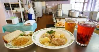 Нові вимоги та стандарти для шкільних їдалень: що планують змінити