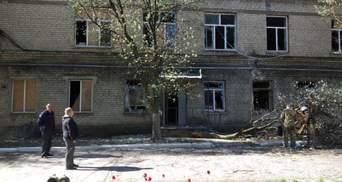 В больнице Красногоровки, которую обстреляли оккупанты, умер пациент с COVID-19, – СМИ