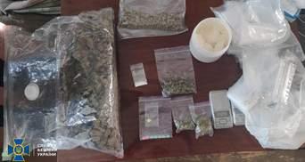 СБУ викрила наркосиндикат, який завозив кокаїн з Латинської Америки