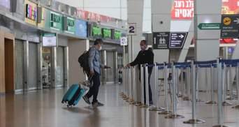 Израиль запретил въезд гражданам Украины