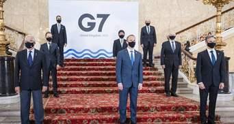 Міністри G7 у Лондоні обговорили стримування дій Росії: підсумки зустрічі
