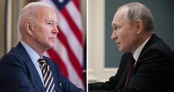 В США все еще не назвали деталей встречи Байдена и Путина: пообещали сообщить сразу