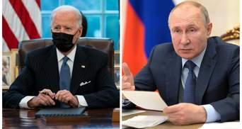 Прага, Гельсінкі, Баку, Рейк'явік, – ЗМІ назвали можливі місця зустрічі Путіна і Байдена