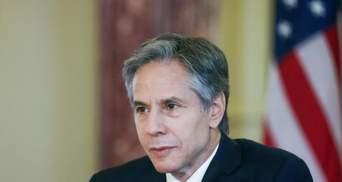 США дадут решительный ответ на агрессивные действия России, – Блинкен