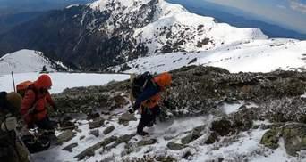 Гибель львовянина на горе Поп Иван: в полиции назвали причину смерти