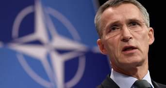 Российских войск возле Украины сейчас больше, чем во время эскалации, – генсек НАТО