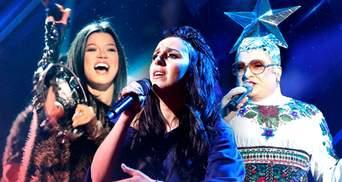 Українці на Євробаченні: хто з виконавців підкорював відомий пісенний конкурс