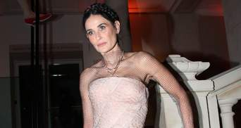 Ефекту запалих щік у Демі Мур і Мадонни можна було уникнути: коментар пластичного хірурга