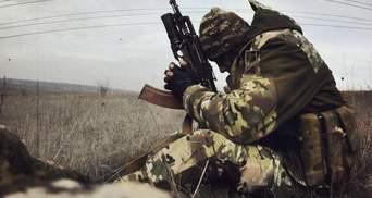 """С начала """"тишины"""" на Донбассе 34 украинских военных погибли, еще 100-получили ранения"""
