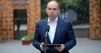 Степанов пообіцяв 500 тисяч доз вакцини Pfizer упродовж 2 тижнів