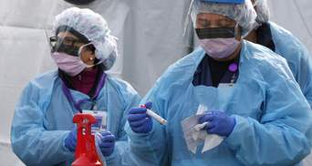 В Україні за добу на коронавірус захворіло понад 8 тисяч людей