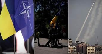 Головні новини 10 травня: питання України на саміті НАТО, прощання з  воїнами, обстріл Ізраїлю