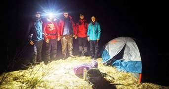 Потрапила під сильний вітер і заблукала: в Карпатах врятували туристку з Харкова