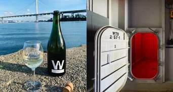 Не просто винодельня: в Калифорнии можно попробовать вино на субмарине времен Второй мировой
