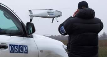 Оккупанты разместили сотни единиц техники за линией отвода, – ОБСЕ