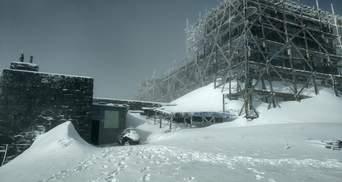 Повернулася зима: у Карпатах випало 20 сантиметрів снігу, температура опустилась до -3 градусів