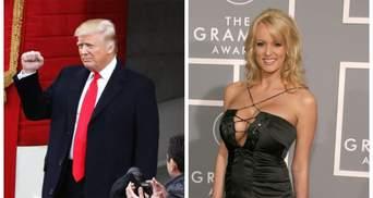 Справу проти Трампа, який заплатив порноакторці за мовчання, закрили