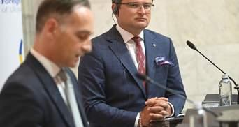Память и примирение: главы дипломатии Украины и Германии обменялись письмами