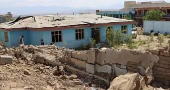 Вибух у школі в Кабулі: кількість жертв і постраждалих значно зросла