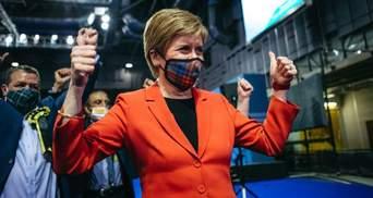 У Шотландії вибори розгромно виграла партія прихильників незалежності від Британії