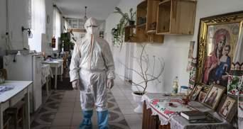 За сутки в Украине зафиксировали более 5 тысяч больных COVID-19