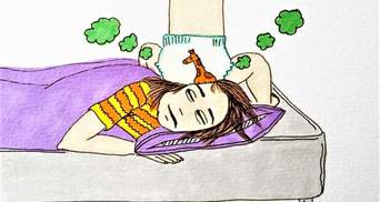 Те, чого не показують в інстаграмі: 30 кумедних коміксів про реалії материнства