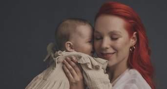 Светлана Тарабарова впервые показала лицо дочери: трогательные фото